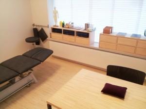 Tuina massage amsterdam behandelkamer zicht